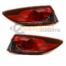 MAZDA 6 SALOON 2012-2015 LED REAR TAIL LIGHTS PAIR O/S & N/S