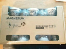IKEA MAGNESIUM Lamp Set of 5 Pieces 501.480.75 19057- NEW SEALED
