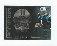 2014 Elite Profiles Silver #3 Cam Newton Panthers