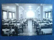 Postcard PA Pittsburgh Koch Memorial Dining Room Interior Methodist Home