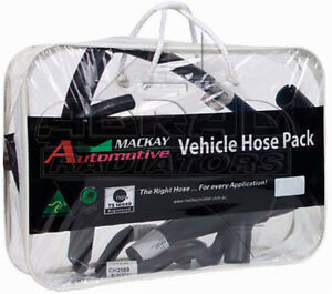 HOLDEN COMMODORE VY, STATESMAN WK V6 2002-2004 COOLING SYSTEM HOSE PACK *MACKAY*