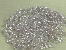 100% Natural Loose Light Pink Color Round Diamonds 1.50 to 2.50 MM Size 1 ct Lot