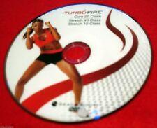 TURBO FIRE - CORE 20 CLASS+STRETCH 40 CLASS+STRETCH 10 CLASS - DVD
