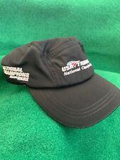 Usa Triathlon National Championship Running SweatVac Hat CaP Size M/L Sweat Vac