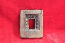 Wooden Wall Frame Old Vintage Antique Carved Decorative Collectible BC-53