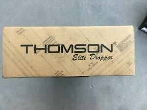 Thomson Elite Covert Dropper Seatpost: 30.9 X 400mm 125mm Travel  New in Box