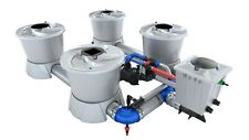 More details for alien hydroponics v-system 4 pot - new for 2021 big yield growing