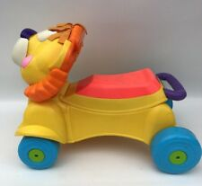FISHER PRICE Lion Musical Ride-On and Walker
