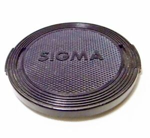 52mm Tapa Lente Frontal Chasquear Sigma Fabricado en Japón en Todo el Mundo