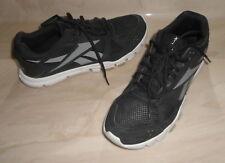 REEBOK FLEX MEN BLACK/WHITE RUNNING TRAINING SHOES SIZE 10M