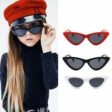 Girls Boy 5 Colors Cartoon Cat Anti UV400 Eyeglasses Toddler Baby Sunglasses LY