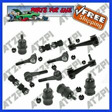 Front Steering linkage Kit Tie Rod End Idler Arm for Dodge Serie Ram 1500 Van