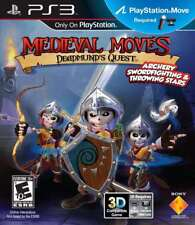 Medieval Moves: Deadmund''s Quest PS3 New Playstation 3