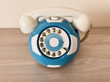 Telefono disco forma Pallone calcio ceramica vintage Sip no S62 F63