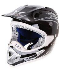 Large RXT Flashback Black White Helmet MX Motocross Motorbike $249.95