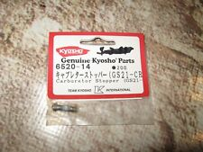 Vintage RC Kyosho Carb Stopper GS21 CR (1) 6520-14