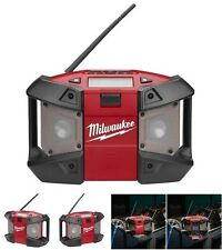 Brand New Milwaukee 2590-20 M12 12V Jobsite Radio (Weather Proof MP3)