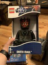 Lego Star Wars Alarm Clock Darth Maul 9005596