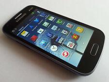 SAMSUNG GALAXY S DUOS GT-S7562 4GB BLACK TOP+VIELE EXTRAS+12 MONATE GEWÄHRLEIST.
