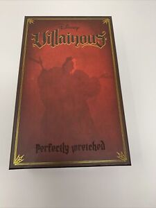 Ravensburger Disney Villainous Perfectly Wretched Strategy Board Game - New