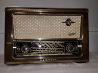 radio röhrenradio antigua graetz comedia 4R/416 raumklang-vollsuper valvulas