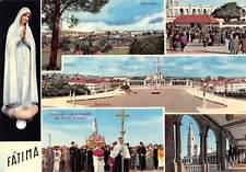 Portugal Fatima, Santuario Panorama Statue Procissao com a Imagem de Nossa
