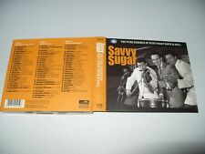 The Pure Essence Of West Coast Rock & Roll Savvy Sugar 3 cd Digipak 2011 cds Ex+