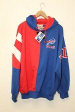 Buffalo Bills NFL Vintage NEW Korea Made Mens XL Sweatshirt Hoodie Pullover Top