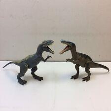 Lot of 2‼ Rare‼ Jurassic World Fallen Kingdom Baryonyx & Allosaurus Roarivores