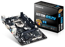 Gigabyte GA-H81M-DS2V Intel Socket 1150 H81 DDR3 USB 3.0 microATX PC Mainboard