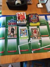 MATCH ATTAX EXTRA 2015/16 EMPTY TIN + 100 CARD MIX + SANCHEZ SILVER LIMITED LE1S