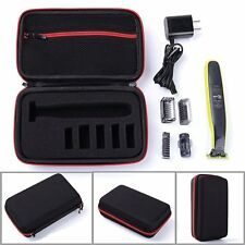 Hard EVA Travel Case Bag Storage Box Pouch For Philips OneBlade Trimmer Shaver