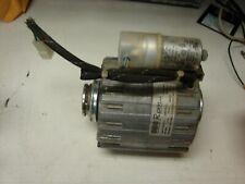 Elektra 230v pump motor and capacitor works great 00092035