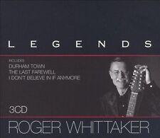 Roger Whittaker LEGENDS 3-cd box set - Sony (2005)