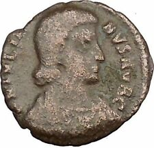 Julian II as Caesar 355AD Authentic Ancient Roman Coin Battle Horse man i39102