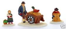 Harvest Seed Cart Dept. 56 New England Village   1992 #56456  Retired