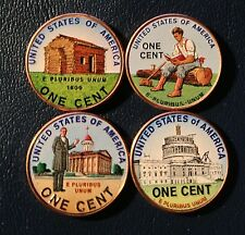 2009 D COLORIZED LINCOLN CENT SET
