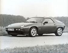 Porsche 928S original press photo
