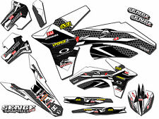 2009 2010 2011 KXF 450 GRAPHICS KAWASAKI KX450F KX F 450F DECO DECALS STICKERS