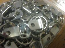 D Rings & Screws Nickel Picture Frame Hanging 100