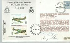 RAF SIGNED COVER R1