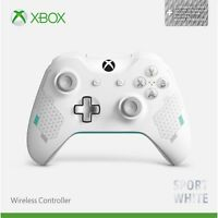 Xbox Wireless Controller - Sport White Special Edition Brand New