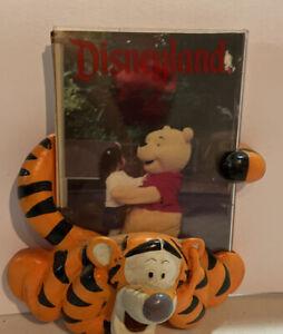 Tigger Disneyland Magnet Picture Holder