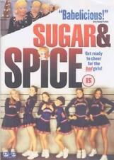 Sugar & Spice    DVD   (Brand New)  Cheerleaders