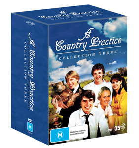 A Country Practice - Collection 3 (DVD, 35-Disc Set) Region 4