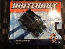 MATCHBOX - BATMAN - 1:64 diecast - MBX Undercover - THE BAT - Sky Busters