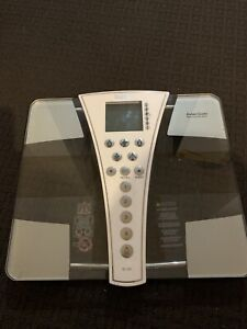 Tanita BC-587 InnerScan Body Composition Scale - Perfect Used Condition - 200kg