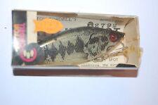 old cotton cordell rattlin spot rattle trap bass rat l trap 2792 series 2700