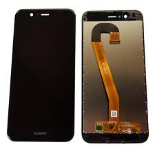 Huawei Nova 2 Schwarz - LCD Display Touch Glas Rahmen