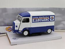"Solido S1850032 # Citroen Type HY Baujahr 1969 in blau-weiß "" E. Leclerc "" 1:18"